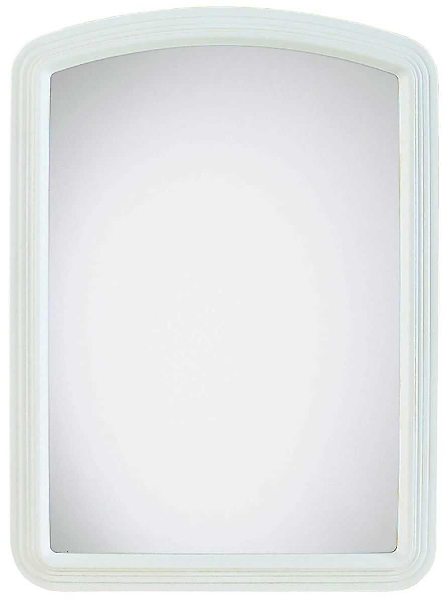 Home decor innovations 200410 white arch mirror 16 in x22 Home decor innovations