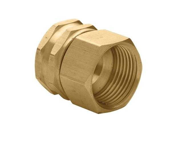 Orbit irrigation  inch brass swivel
