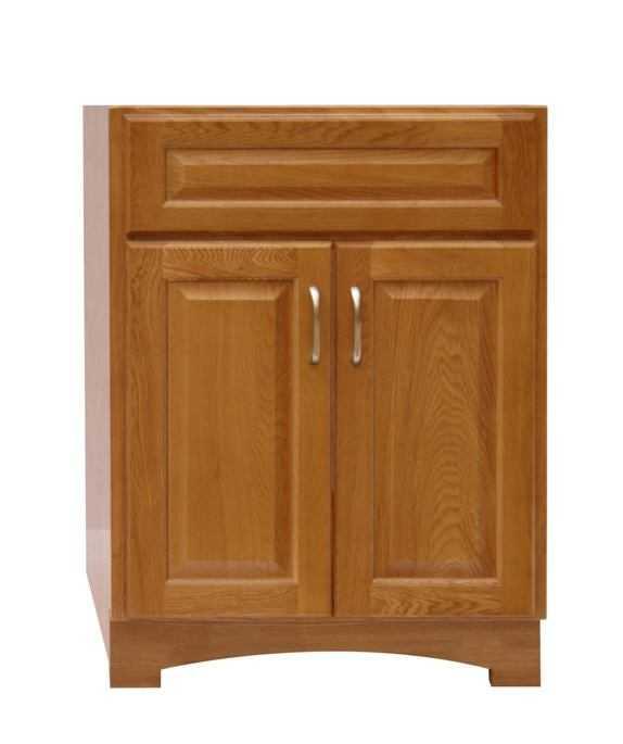 Osage Cabinet Tv2418 2 Timberline 24x18 2 Door Vanity At Sutherlands