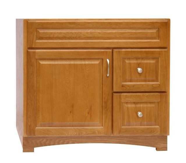 Osage Cabinet Tv3621 Dl Timberline 36x21 2 Drawer Vanity At Sutherlands
