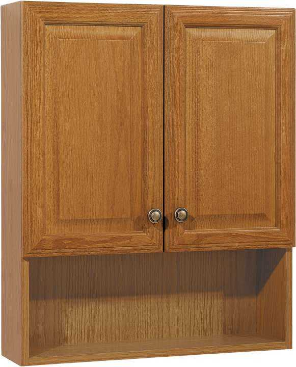 Continental Cabinets Cbtts Oa 23 In Bath Storage Cabinet At Sutherlands