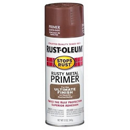 Rust Oleum 7769830 Stops Rust Rusty Metal Spray Primer At Sutherlands