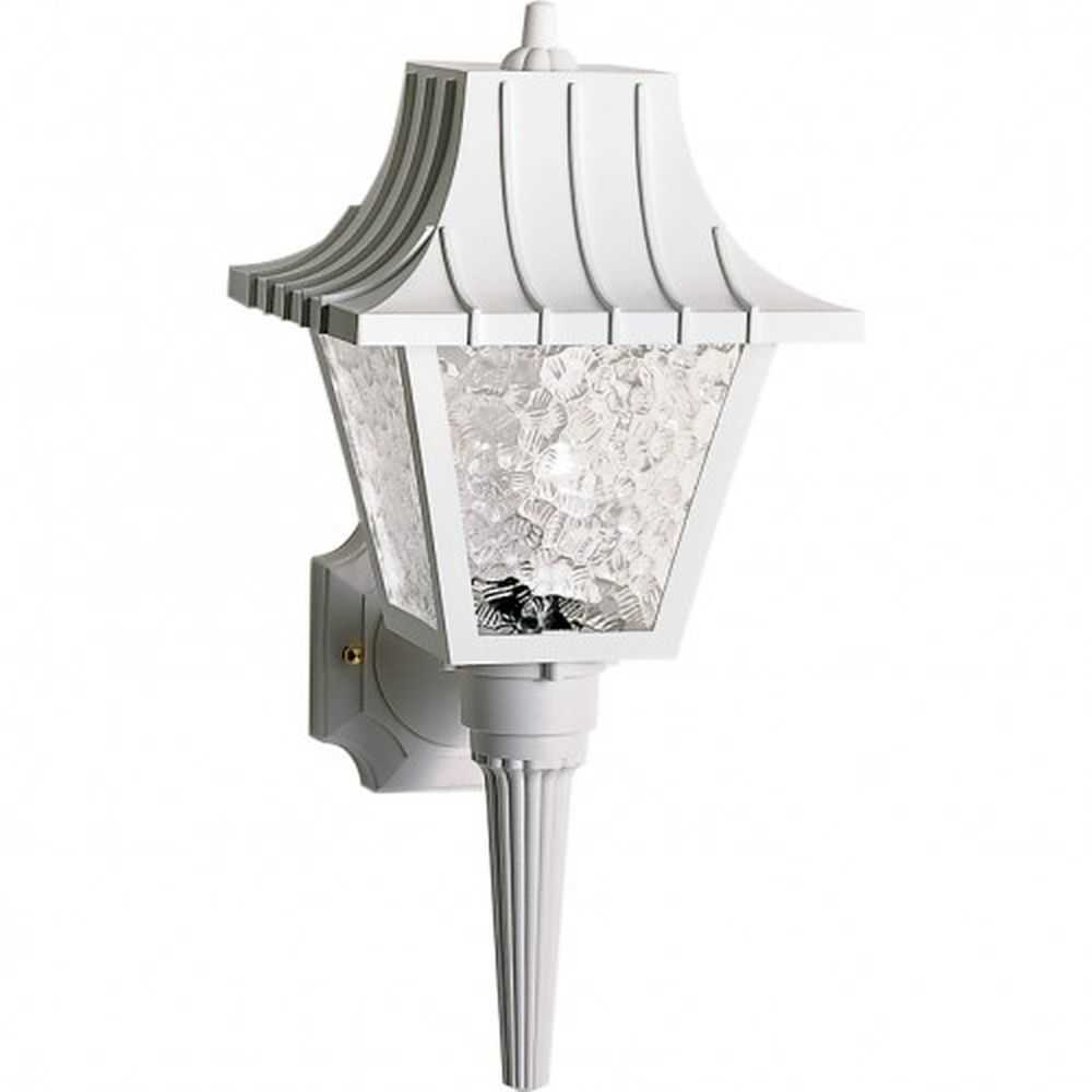 Satco nuvo lighting 77 853 1 light 18 inch mansard outdoor for Outdoor lighting packages
