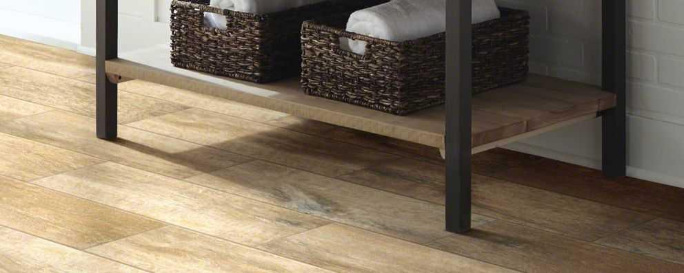 Shaw CSM Inch X Inch Cider Channel Plank Ceramic Floor - Daltile lubbock tx
