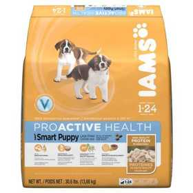 Procter & Gamble 80223326 Iams Large Breed Puppy 30.6lb