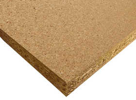Sutherland Lumber 4X4 4x4 ft 3/8 Particle Board