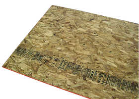 Sutherland Lumber 4X10 4x10 Ft 7/16 Osb Sheathing