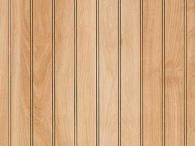 Decorative Panels Intl. 11125 Woodgrain Beaded Birch Wall Paneling
