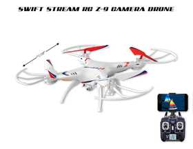 Abrim Enterprise Z-9 CV Indoor-Outdoor Rc 5 Channel Drone With Wi-Fi