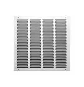 Accord Ventilation ABRGWH2016 Return Air Grille 20x16 White