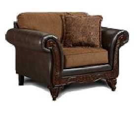 Affordable Furniture 8601 Wink Chestnut Chair