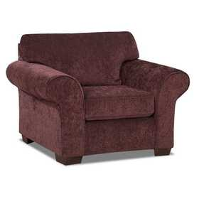 Affordable Furniture 5301 Prism Elderberry Chair