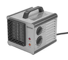 Broan-Nutone 6201 Portable Heater 2 Level 1500 Or 1200w