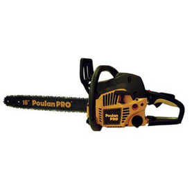 Poulan PP3516AVX 16-Inch Gas Chain Saw