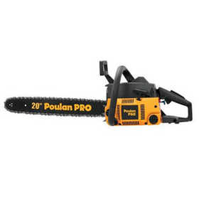 Poulan PP4620AVX 20-Inch Pro Gas Chain Saw