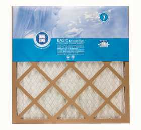 Protect Plus Industries 215201 15x20x1 in True Blue Pleated Air Filter