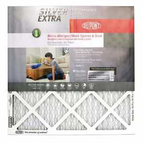 Protect Plus Industries AF-SE1420 14x20x1 in DuPont Silver Pleated Air Filter