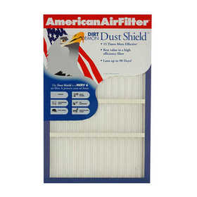 AAF International 222-500051 Air Filter 16x20x1 Dirt Demon