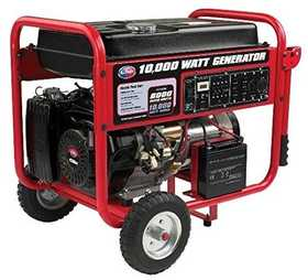 All-Power America APGG10000 Generator 10000w Electric St 420cc