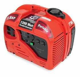 Steele SP-GG-120 1000w 2.8hp Portable Generator