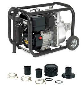 Steele SP-UG-300E 6.5hp 3 in Electric Start Water Pump
