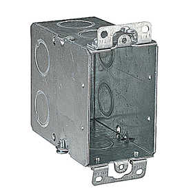 THOMAS & BETTS CY1/2 Steel Gangable Switch Box