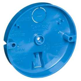 Thomas & Betts B708-SHK 4 in Non-Metallic Ceiling Box
