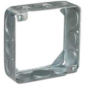 Thomas & Betts 53151123430 4 in Square Box Extension Ring