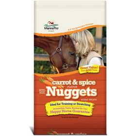 Manna Pro 92944236 Carrot & Spice Bite-Size Nuggets 5lb