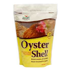 Manna Pro 806960245 Oyster Shell 5lb