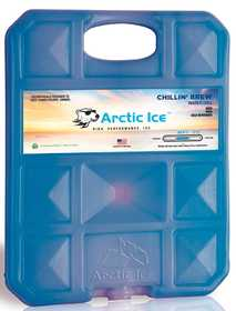 ARCTIC ICE LLC 2.5LB CHILLIN Chillin' Brew™ -2° Ice Pack 2.5 Lbs