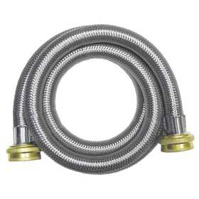 Watts WTS-SPL481212PB Stainless Steel Washing Machine Hose 48 in