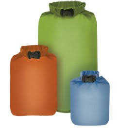 Outdoor Products 153-WM-000 Outdoor Products 153wm000 Ultimate Dry Sack 3-Pack