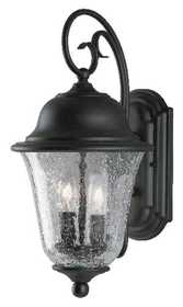 Westinghouse Lighting 64843 Wall Lantern 2-Light Vintage Bronze