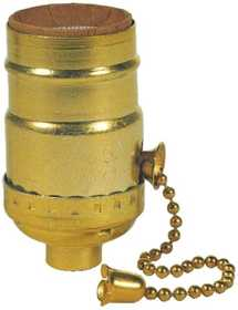 Westinghouse Lighting 7043100 Pull Chain Three-Way Socket