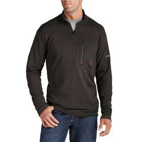 ARIAT INTERNATIONAL, INC 10012261 Men's Fr Work Long Sleeve 1/4 Zip Werewolf Xlarge