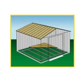 Arrow Storage Buildings FB1014 Foundation Kit 10 ft X 14 ft