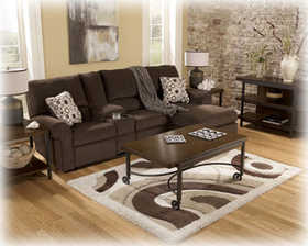 Signature Design By Ashley 8790307/76 Cybertrack Right Chaise Reclining Sectional