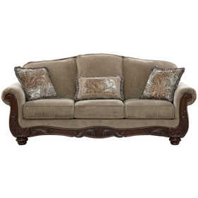 Signature Design By Ashley 5730038 Sofa Martinsburg In Meadow