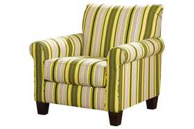 Signature Design By Ashley 165XX21 Accent Chair Nolana Accents Citron