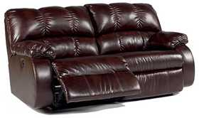 Signature Design By Ashley 4260147 Knockout DuraBlend Two Seat Reclining Sofa