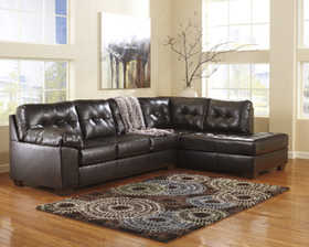 Signature Design By Ashley 2010117/66 Alliston DuraBlend Sectional