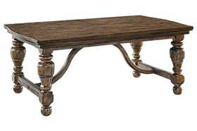 Signature Design By Ashley T688-1 Tanshire Rectangular Cocktail Table