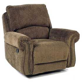 Signature Design By Ashley 2930061 Swivel Glider Recliner Macnair Umber