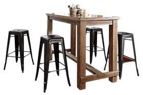 Signature Design By Ashley D542-12 Pinnadel Dining Room Bar Table