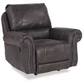 Signature Design By Ashley 8000425 Rocker Recliner Breville Charcoal