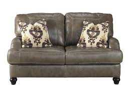 Signature Design By Ashley 8040235 Loveseat Kannerdy In Quarry