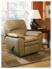 Signature Design By Ashley 2620425 Recliner Rocker Sonoma Galaxy Sandstone