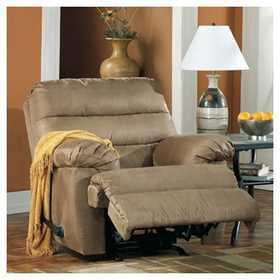 Signature Design By Ashley 1485325 Rocker Recliner Durapella Cocoa