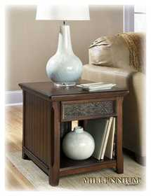 Signature Design By Ashley T770-3 Malcolm End Table